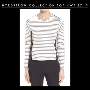 Nordstrom Collection NWT top sz. S